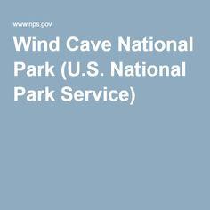 Wind Cave National Park (U.S. National Park Service)