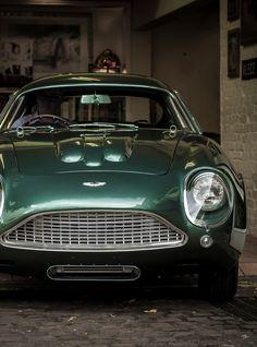 Aston Martin DB4 GT by Zagato