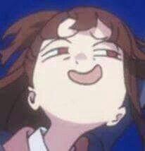Então quer dizer que você nunca assistiu Boku no Piku né?... vou finjir que acredito... Meme Faces, Funny Faces, Anime Meme Face, My Little Witch Academia, Anime Faces Expressions, Fan Art Anime, Little Witch Academy, Reaction Face, Funny Anime Pics