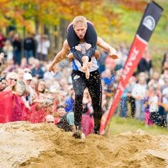 North American Wife Carrying Championship | Sunday River | October 11, 2015
