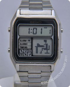 SEIKO - D138-4009 - Digital - Vintage Digital Watch - Digital-Watch.com