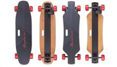 Benchwheel B1/C1 Electric Skateboard single-motor 1800W 4-Wheels with Wireless Remote Control
