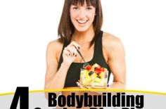 How To Design A Bodybuilding Cut Diet