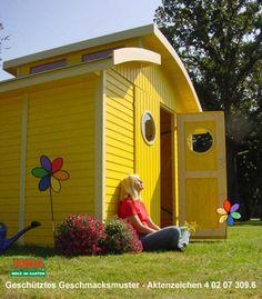 Inspirational JODA Ger tehaus Nautic Holz natur xcm Garten Schuppen Blockhaus Lager