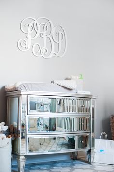 amazing dresser-changing table!!
