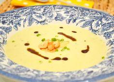 Mit diesem Knoblauchcreme-Suppenrezept zaubern Sie ein herrliches Geschmackserlebnis auf den Tisch.