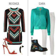 What Beyonce and Cara Should Wear On Tour | The Zoe Report