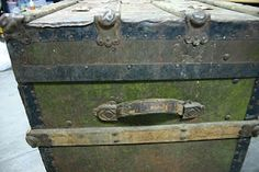 How to clean up an old trunk