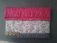 Funda para tablet de Patchwork