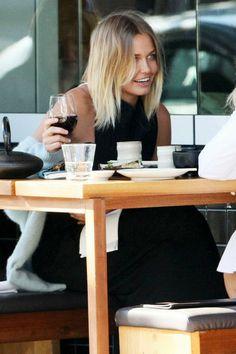 Erin McNaught - Lara Bingle in Sydney