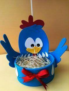 15 Ideas de manualidades infantiles reciclando botellas y cartones de huevo