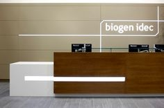 Furniture Contracts: Biogen IDEC Headquarters