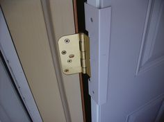 Homestead Security - ideas on improving the security of your home. One more idea - be sure to create a 'safe' room in your home where you add these security measures - a back closet or bathroom.
