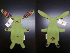il coniglio fatto per il piccolo Francesco