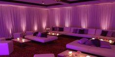 Lounge furniture bar mitzvah dj sweet 16 dj casino parties in club Lounge Design, Bar Lounge, Hookah Lounge Decor, Lounge Club, Lounge Party, Lounge Areas, Lounge Seating, Salas Lounge, Nightclub Design