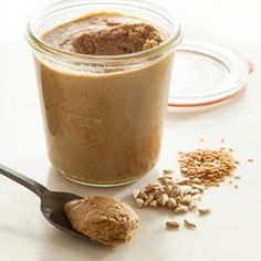 seed-butter (nut butter substitute)