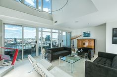 #GreatSpaces - A Baltimore Penthouse / Listed for $2,295,000