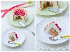 buche framboise, rose & litchis | recipe | cuisine