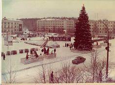 Арзамас, ул. Калинина, Новый год