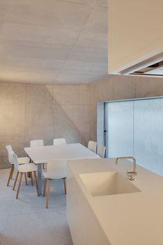 wiel arets architects a house tokyo japan designboom