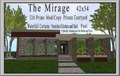 The Mirage | Coeur Virtual Worlds
