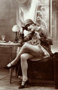 今日からあなたもモガの仲間入り♪大正のモダンガールに学ぶレトロファッション術   ギャザリー