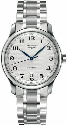 Longines Master Collection Automatic Mens Watch L26284786 $1,895.00 (save $155.00)