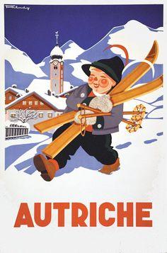 - Österreich - Vorarlberg-ski