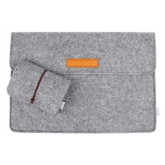 Inateck Inch Macbook Air/ Pro Retina Sleeve Cover Carrying Case Laptop Bag for Apple Macbook Pro Retina/ Macbook Air Compatible with Most Ultrabook Netbook Grey