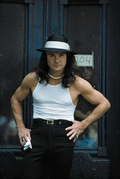 Harvey Keitel in Scorsese's Taxi Driver - 1976
