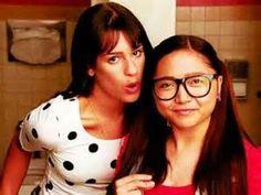 Lea and Charice Glee
