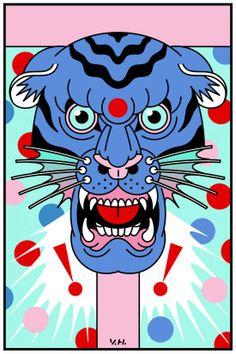 KENZOPEDIA #19: T for... Tiger - Kenzine, the Kenzo official blog