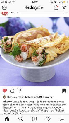 Tacos, Wraps, Mexican, Ethnic Recipes, Food, Eten, Rap, Meals, Rolls