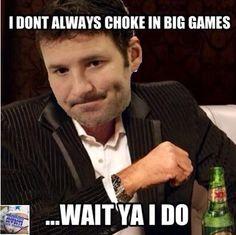 Man what a shitty QB Funny Nfl, Funny Sports Memes, Sports Humor, Hilarious, Football Qoutes, Flag Football Plays, Nfl Jokes, Patriots Memes, Tony Romo Memes