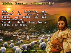 Bíblia Gênesis 2:4