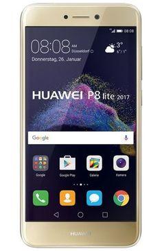 Goedkoopste Huawei P8 Lite 2017 Goud Aanbiedingen en Abonnementen