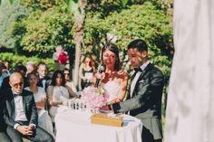 Discours de la témoin de la mariée - Cérémonie laïque d'Alicia et Xavier