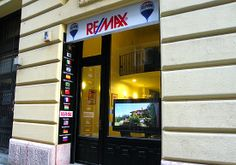 Cégtábla, portál, dekorációs fóliázás / Outdoor sign and shop window design Outdoor Signs, Window Design, Retail Design, Portal, Windows, Shopping, Window