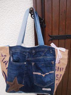 jeans toile de jute - Поиск в Google