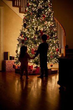 Waiting for Santa......