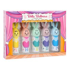 Rabbit Lipbalm Pack