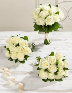 White Wedding Luxury Rose Collection 1 - Marks & Spencer