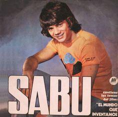 Sabu: Te quiero en este amanecer, grabado en 1970 en Argentina.