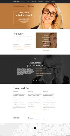 Psychologist Website Template http://www.templatemonster.com/website-templates/psychologist-website-template-58529.html