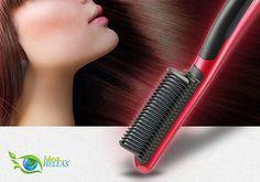 d9cb69e066 Ολόισια μαλλιά χωρίς φριζάρισμα με κεραμική ισιωτική βούρτσα