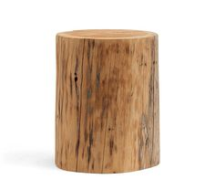 Stump Side Table: another alter table backup idea.