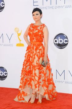 Ginnifer Goodwin at The 64th Primetime Emmy Awards