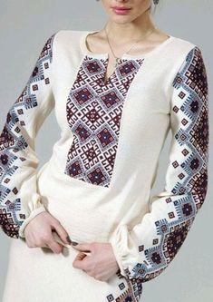 Gallery.ru / Фото #40 - Українська вишивка. Сучасний вишитий одяг. - Markira