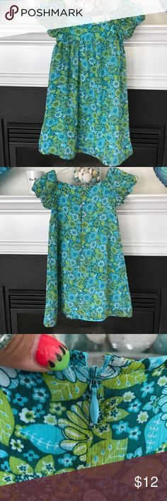HP 6/29❤️Gorgeous girls boho dress Such a pretty little dress. Your little girl will feel like a princess wearing this! Sized 7/8. It looks a bit small to me. I would say 5/6 could also wear.  Boutique brand Yes Dresses