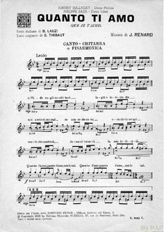 Raccolta spartiti musica leggera italiana anni 60